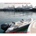 Avon 400 Seasport Deluxe Rib 2019 Model, Hypalon