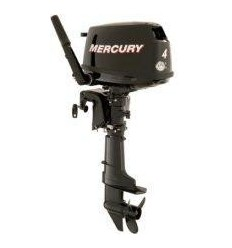 Mercury 4 HP, 4-STK 2010 Short Shaft [ME4SM4S]
