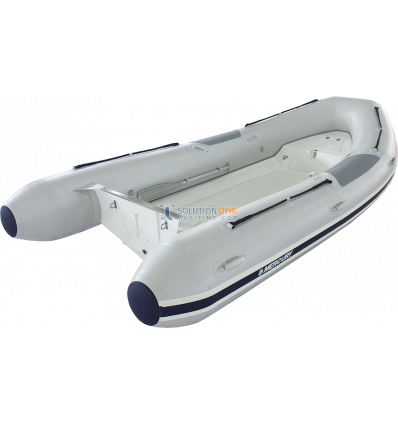 430 Ocean Runner RIB Model White Hypalon Free Shipping