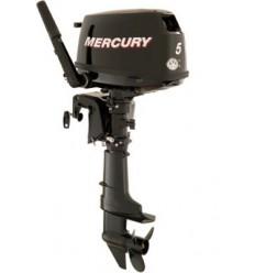 Mercury 5 HP 4-STK 2010 Short Shaft [ME5SM4S]