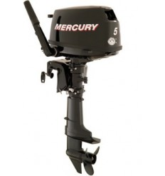 Mercury 5 HP 4-STK 2010 Short Shaft [ME5SM4S]