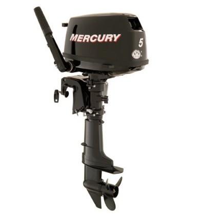 Mercury 5 HP 4-STK Short Shaft [5MH]