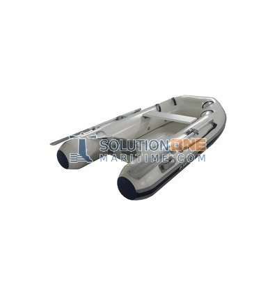 260 Dynamic Light RIB Model White Hypalon