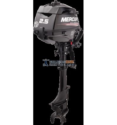 Mercury 2.5 HP, 4-STK 2018 Short Shaft [ME2.5SM4S]