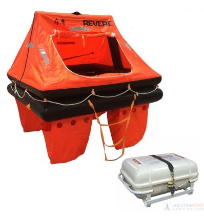 Offshore Commander Life Raft 4 Person Container [45-OC4C]
