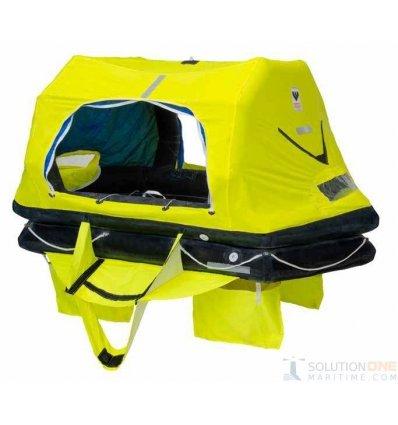Coastal RescYou Life Raft 6 Person Valise [6 UKCLV]