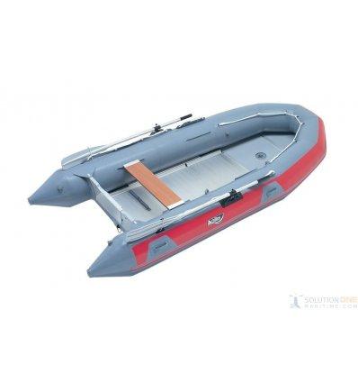 SGX-122 Sport Boat Model Grey/Red Hypalon