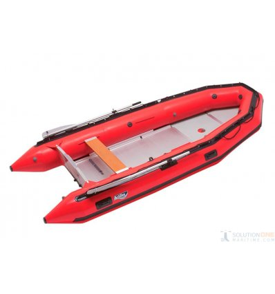SG-140 Sport Boat Model Red Hypalon
