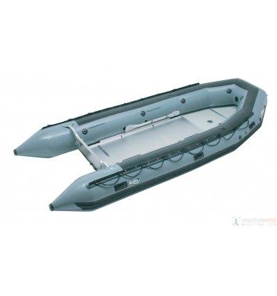 SU-18 Work Boat Model Gray  Hypalon