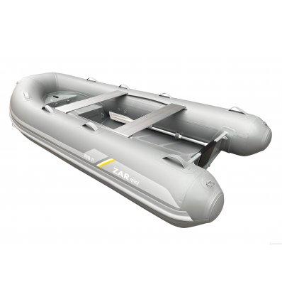 ZAR Mini RIB11DL LOCKER Model White/Gray PVC