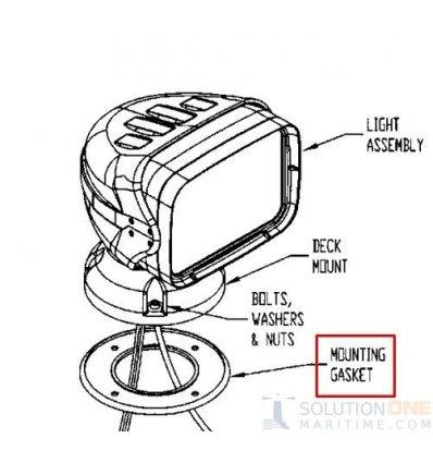 ACR 9425 Base Mounting Gasket RCL-75