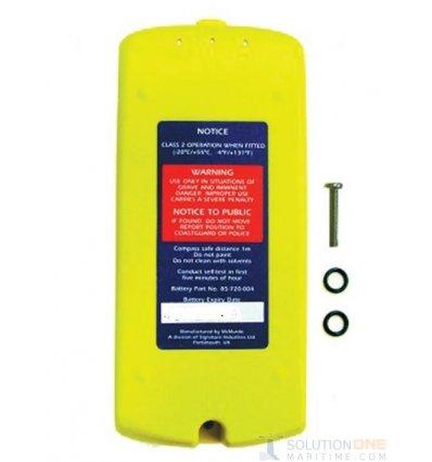 MCMURDO FastFind Plus/Max/MaxG  (-20) 85-763-020 Battery