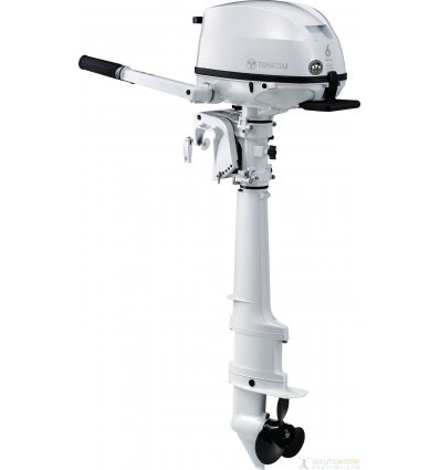 Tohatsu 6 HP 4-Stroke Long Shaft MFS6DWDL