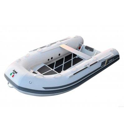 ZAR Mini RIB10 LITE Model White/Gray PVC