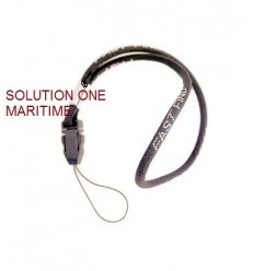 Fast Find Neck Lanyard Black 91-224-0002N