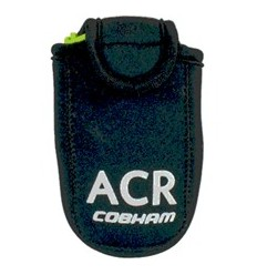 ACR ResQLink Floatation  Pouch, Black, 9521