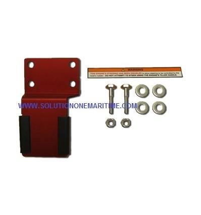 3GR625000M STEERING LOCK KIT - 4/5/6HP 4-STROKE MODEL, Tohatsu, Nissan, Mercury and Evinrude