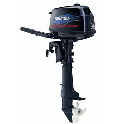 Tohatsu 4 HP 4-STK  Short Shaft [MFS4DDS]