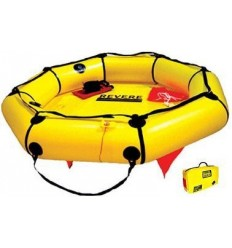 Coastal Compact Life Raft 4 Person Valise [45-CC4V]
