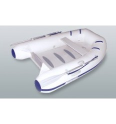 Mercury 240 Air Deck 2013 Model White Hypalon Free Shipping