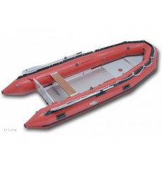 SG-156 Sport Boat 2010 Model Red Hypalon