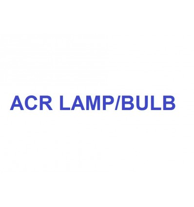 ACR 6001 55W/12V LAMP/BULB For RCL-100/100 A, B, C & D