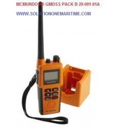 McMurdo R5 Survival VHF Radio GMDSS PACK B 20-001-02A