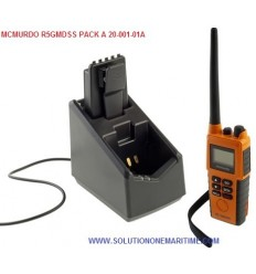 McMurdo R5 Survival VHF Radio GMDSS PACK A 20-001-01A