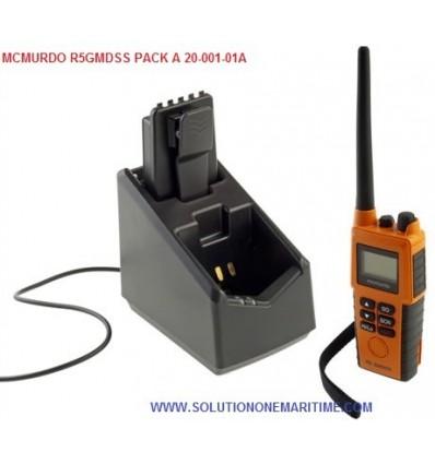 McMurdo R5 Survival VHF Radio GMDSS PACK A 20-001-01A