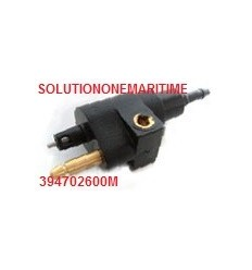 Nissan Tohatsu Male Fuel Connector 394702600M