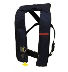 Inflatable PFD 61021 HIT (hydrostatic activation) Harness Blue [61021]