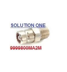 NISSAN TOHATSU MALE FUEL CONNECTOR 9999800MA2