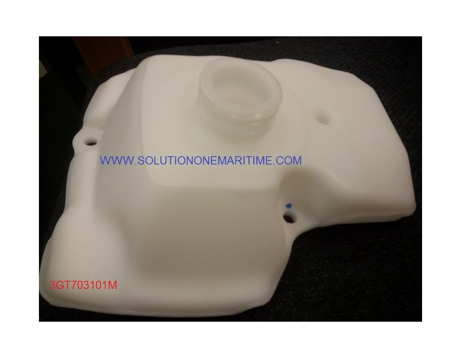 Nissan Tohatsu Integral Fuel Tank For 4 Stroke 2 Hp 2 5