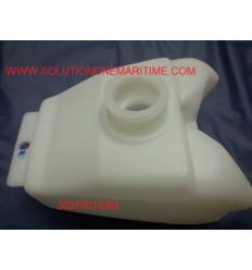 Nissan Tohatsu Integral Fuel Tank For 2 Stroke, 2.5 Hp & 3.5 Hp 309700103M