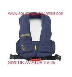 Switlik Aviation Life Vest Aviator EV-35 Blue