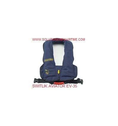 Switlik Aviation Life Vest Aviator EV-35 Blue