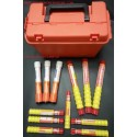 USCG 3-50 Mile Distress Flare Kit FREE SHIPPING