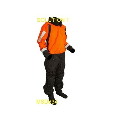 Mustang MSD634 Sentinel Series Boat Crew Dry Suit