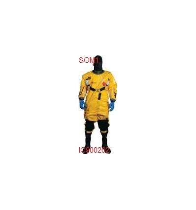 Mustang IC900202 Ice Commander Suit Pro