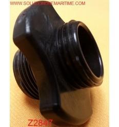 Zodiac Z2847 Valve and Diaphragm