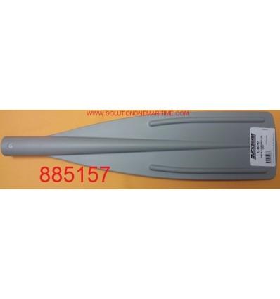 Mercury 885157 Oar Blade Dark Gray