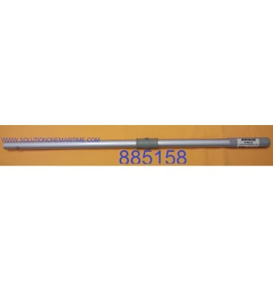 Mercury 885158 Oar Handle Dark Gray