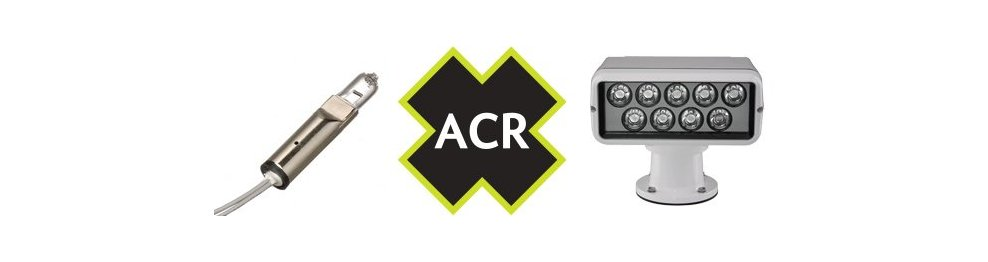 ACR Searchlights & Parts