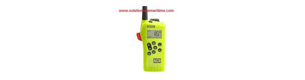 ACR Survival VHF Radios & Accessories