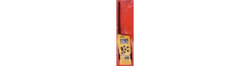 Ocean Signal Survival VHF Radio & Accessories