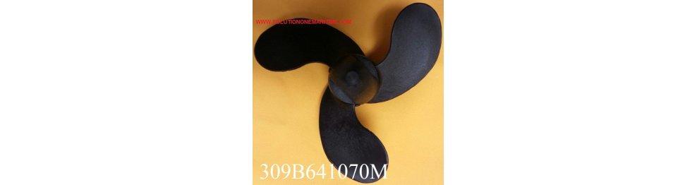 2 HP- 3.5 HP Tohastu Nissan Propellers