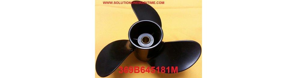4 HP- 6 HP Tohastu Nissan Propellers
