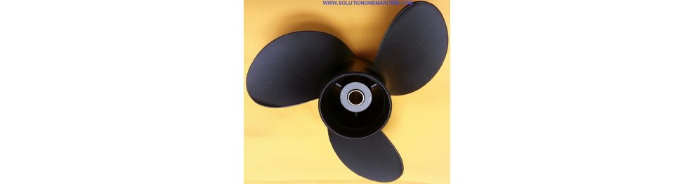 8 HP- 9 8 HP Tohastu Nissan Propellers - Solution One Maritime LLC