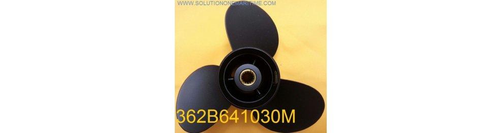 9.9 HP- 20 HP Tohastu Nissan Propellers