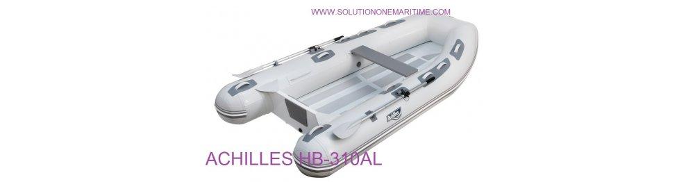 RIB Aluminum Hull Inflatables Achilles